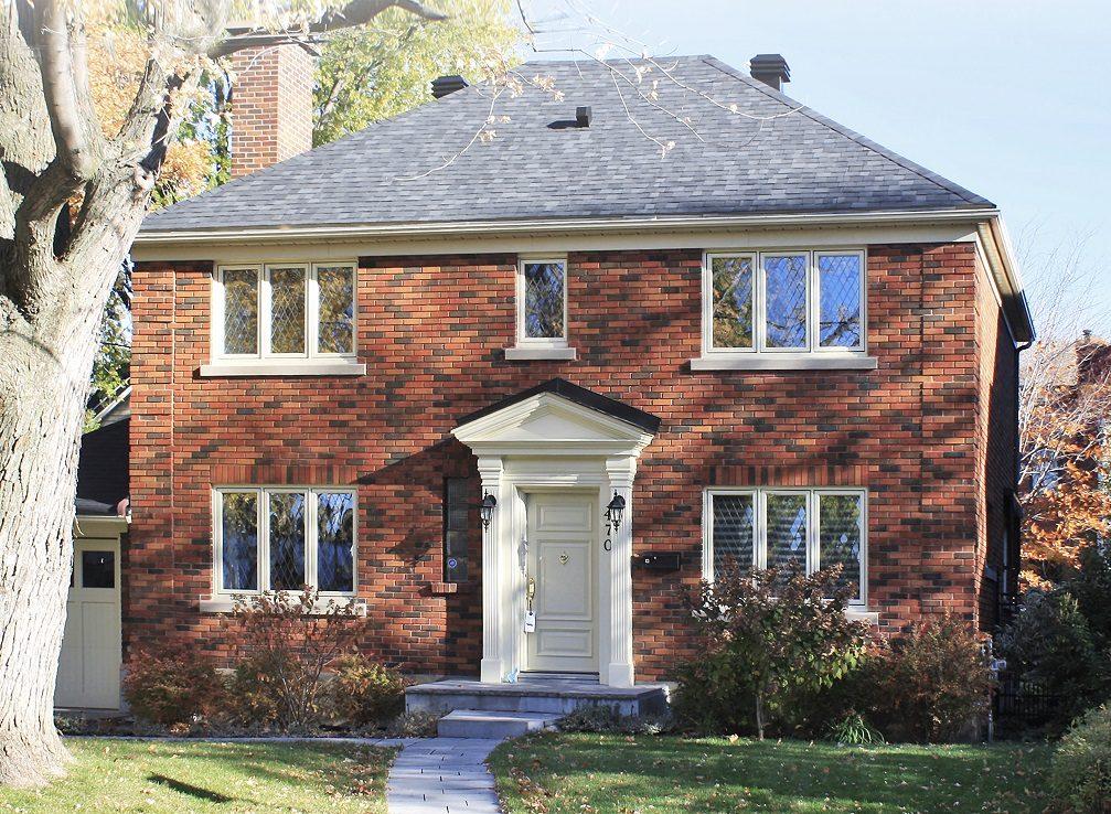 Maison de type King's Cottage