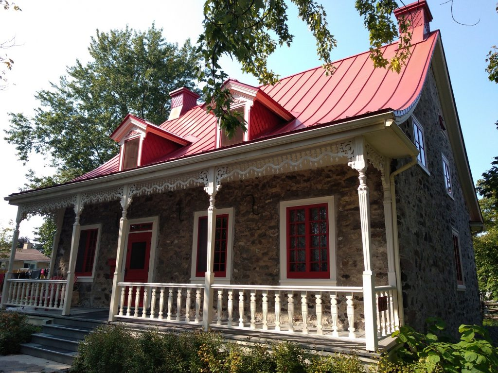 Maison Vincent-Marie à Longueuil