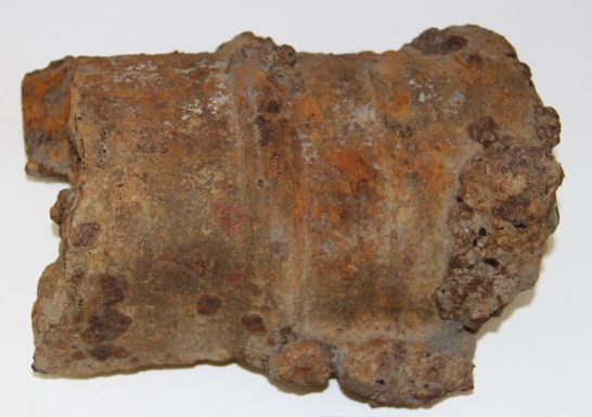 Morceau de canon Poste de traite de Chicoutimi