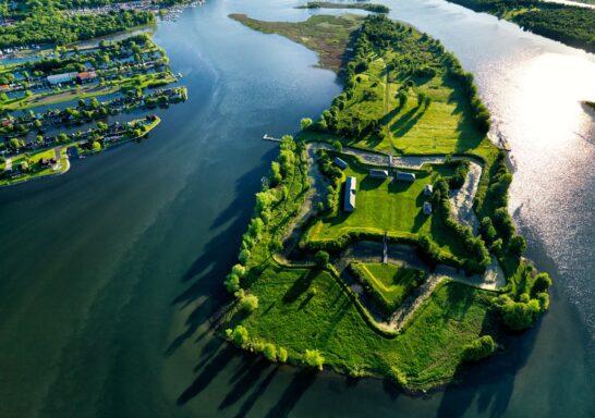 Fort Lennox, St-Paul-de-l'Île-aux-Noix, QC, Canada
