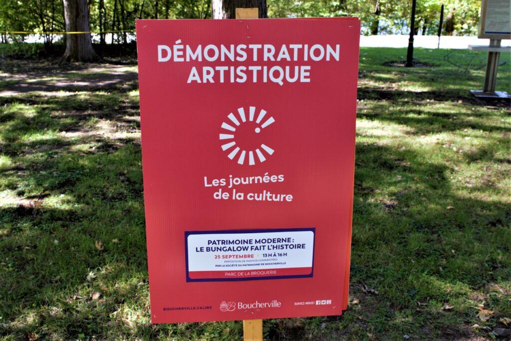 Exposition de photos à Boucherville